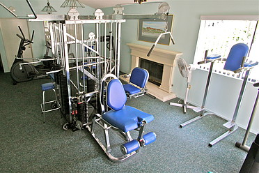 24 hour accessible fitness center